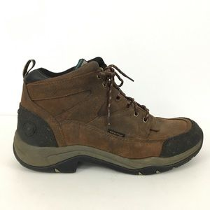 Ariat Women's size 10 hiking boots leather